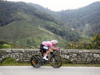 Domani il Giro d'Italia arriva ad Asti. Strade chiuse a partire dalle 14.30