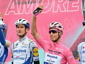 Giro d'Italia alla seconda settimana; Sobrero sarà al servizio di Pozzovivo