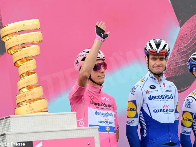 Giro d'Italia, classifica invariata. Si avvicinano le tappe di Asti e Alba 1