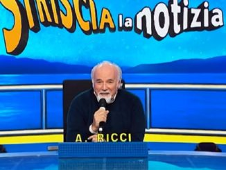 Covid: Antonio Ricci ricoverato ad Albenga