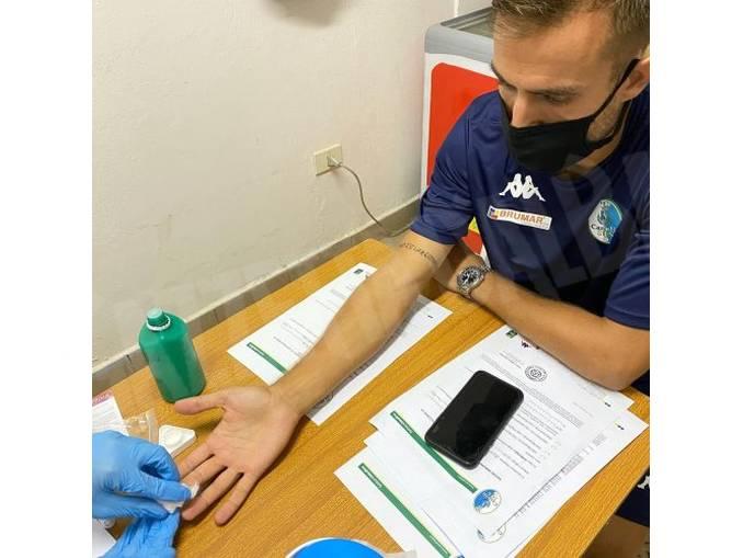 Canelli SDS test sierologici