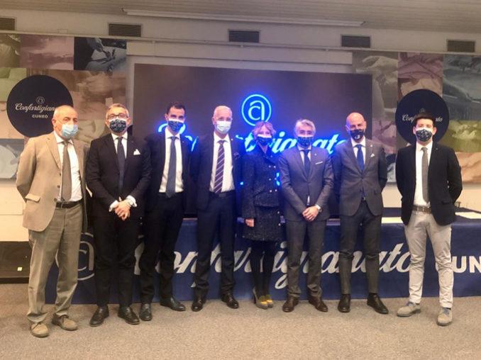 Alba e Bergamo unite anche attraverso le imprese artigiane