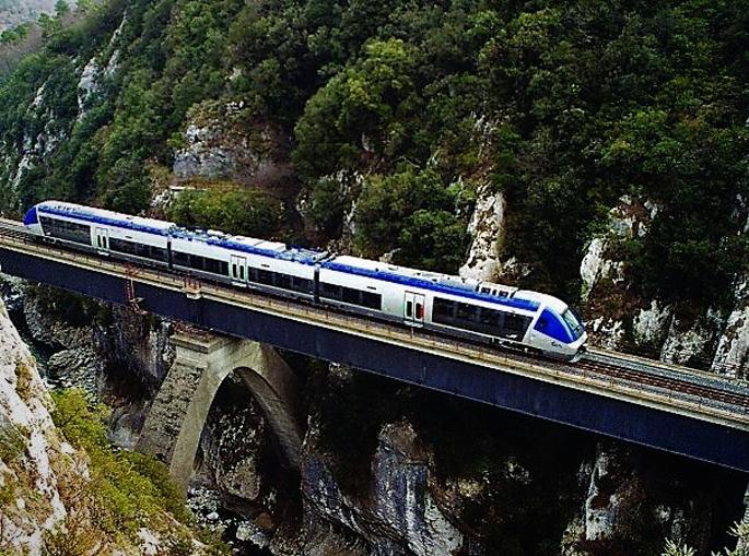 Ferrovia-Cuneo-Ventimiglia-Nizza