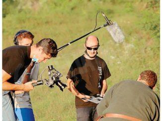 La Compagnia dell'artiglio del drago entro novembre termina le riprese del lungometraggio