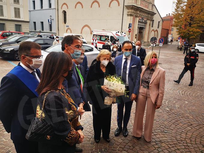 Inaugurazione Fiera internazionale del tartufo bianco d'Alba 2020 (12) (Copy)