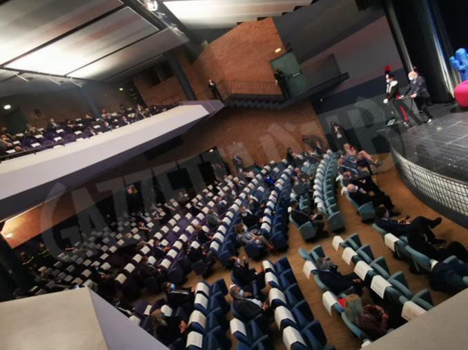 Inaugurazione della novantesima edizione della Fiera internazionale del tartufo bianco d'Alba 12