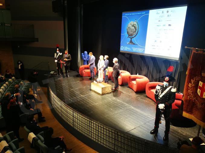 Inaugurazione della novantesima edizione della Fiera internazionale del tartufo bianco d'Alba 15