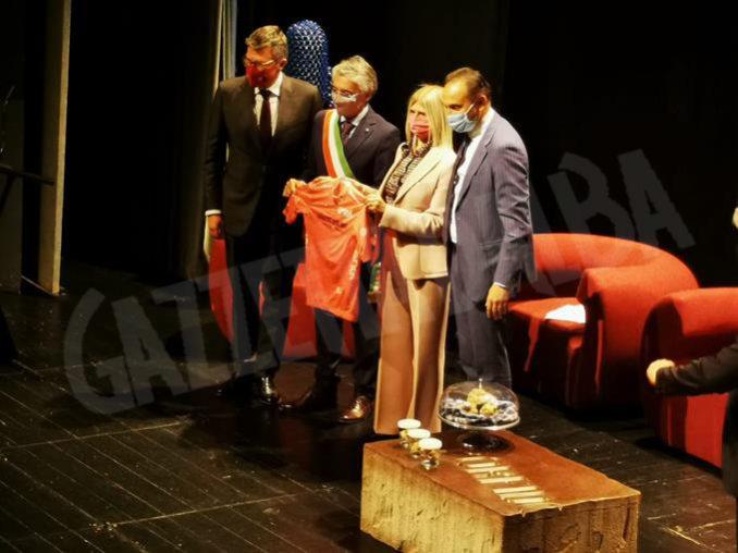 Inaugurazione della novantesima edizione della Fiera internazionale del tartufo bianco d'Alba 16