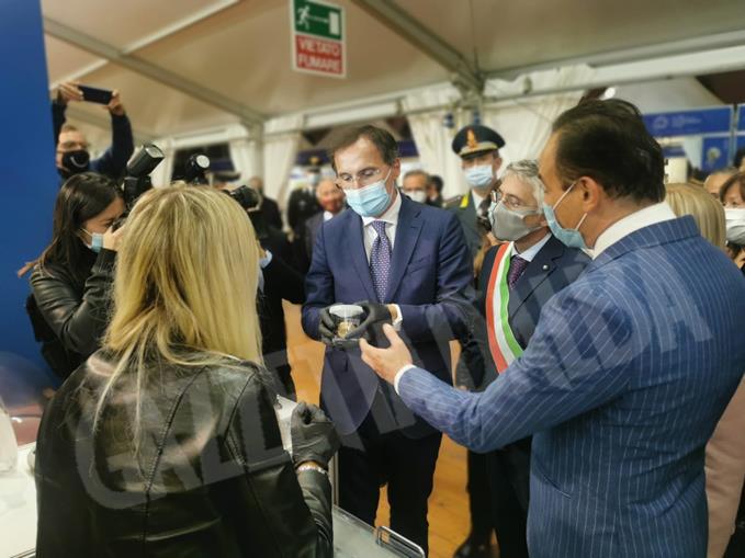 Inaugurazione Fiera internazionale del tartufo bianco d'Alba 2020 (28) (Copy)