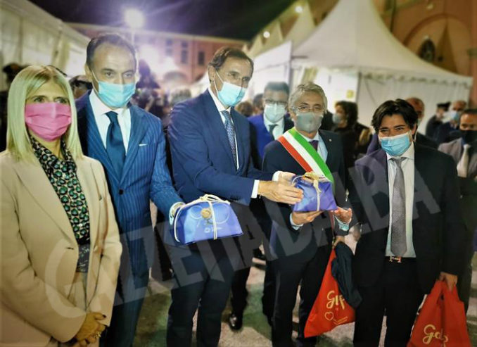 Inaugurazione della novantesima edizione della Fiera internazionale del tartufo bianco d'Alba 29