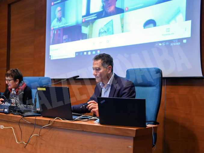 Mauro Gola videoconferenza