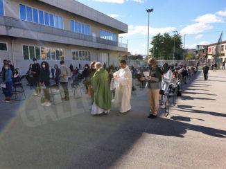 """Con la cerimonia del """"mandato"""" ai catechisti e animatori ai salesiani parte l'anno oratoriano"""