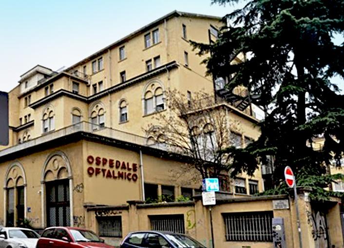 Ospedale Sperino Oftalmico di Torino
