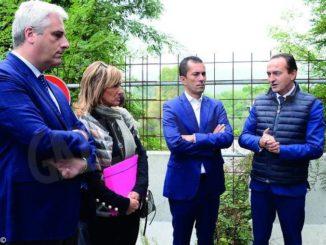 Un primo passo verso la rinascita del ponte di Monchiero