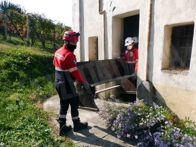 Protezione civile ex Carabinieri