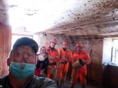 La Protezione civile di Albaretto, Sinio e Somano è andata in soccorso alle zone alluvionate 3