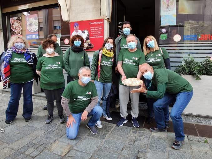 Una pizza per Dynamo camp: l'iniziativa benefica dei DynAmici albesi