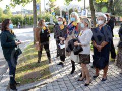 Inaugurato il monumento voluto dallo Zonta club di Alba per il centenario del sodalizio internazionale 3