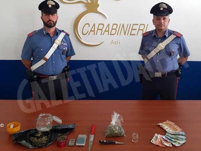 Posta su Tik Tok un video con sostanze stupefacenti: arrestato cinque giorni dopo dai Carabinieri