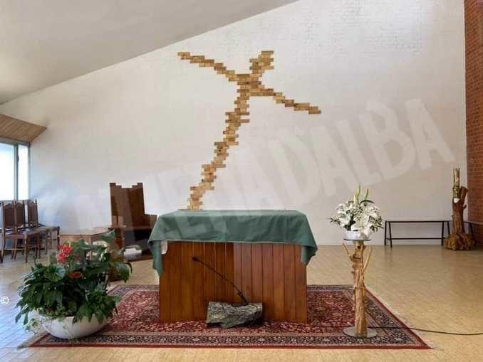Per la festa di Bescurone la chiesa si è presentata rinnovata
