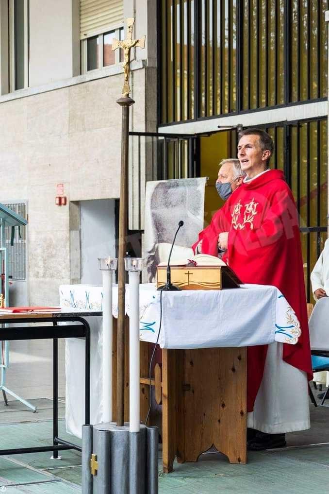 Festa ai Salesiani per 15 ragazzi che hanno ricevuto la cresima