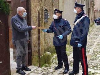 Agli anziani più fragili la pensione in contanti la consegnano i Carabinieri