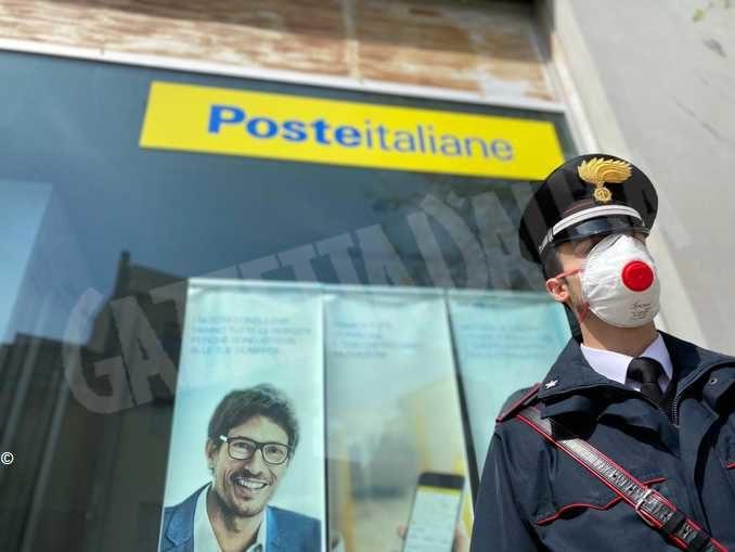 Agli anziani più fragili la pensione in contanti la consegnano i Carabinieri 1