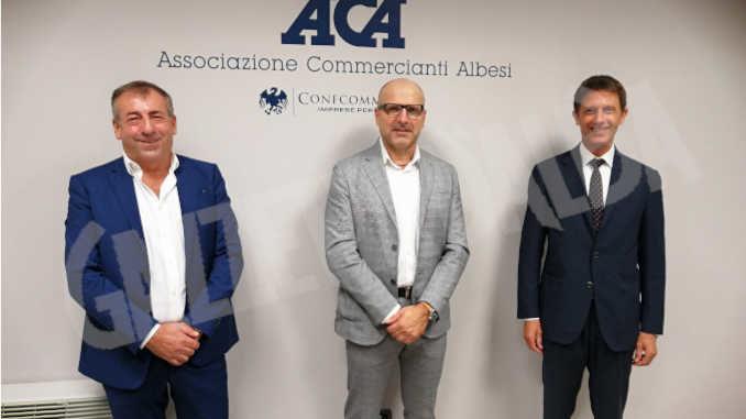 Gianluca Vacca nuovo capogruppo della categoria degli agenti e rappresentanti di commercio
