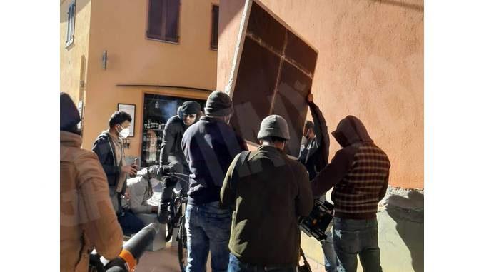 Girate a Barolo alcune scene di un film con la star del cinema indiano