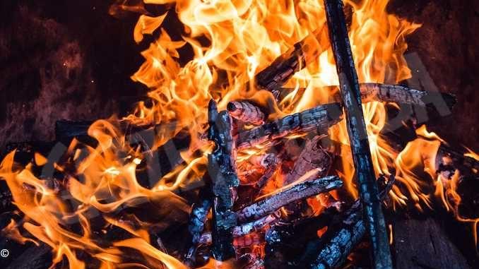Il 1° novembre scatta il divieto di bruciare materiale vegetale