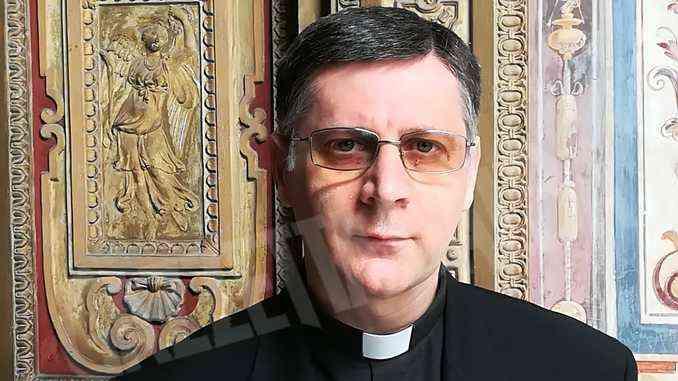 Monsignor Marco Mellino nominato segretario del Consiglio dei Cardinali