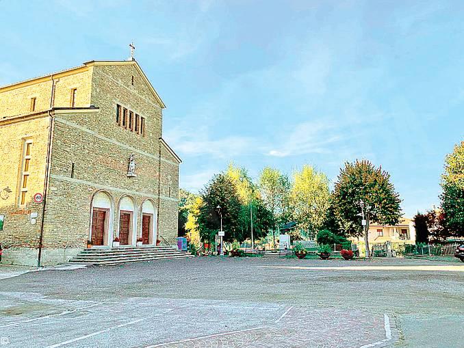 piazza Balbo a Cossano