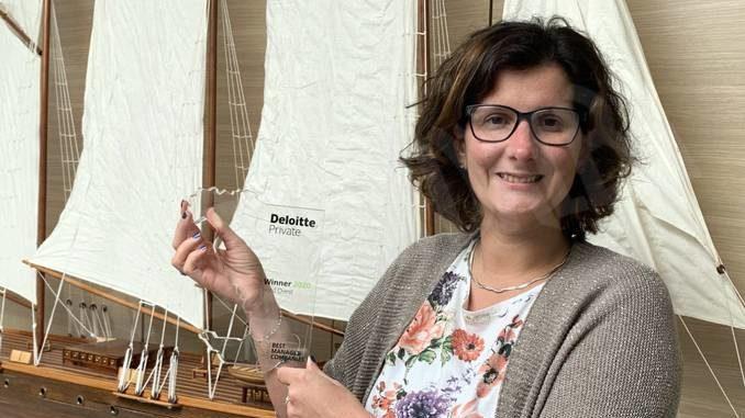 """Nord Ovest premiata con il """"Best Managed Companies"""" da Deloitte"""