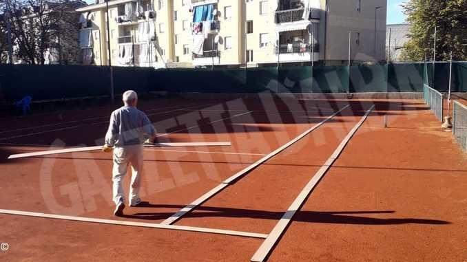 Il Tennis club Bra chiude i campi e dà l'arrivederci alla primavera