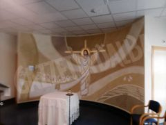 Alcune immagini della cappella beato Valfrè all'ospedale di Verduno 1