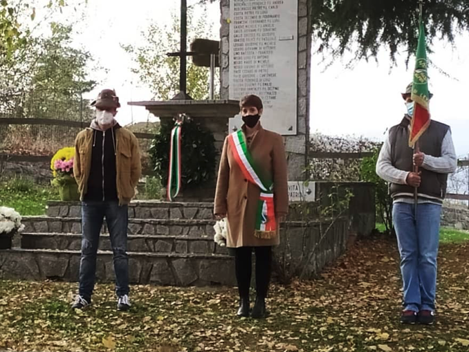 Levice ha celebrato in forma ristretta la Giornata dell'Unità nazionale