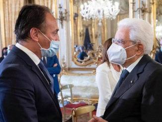 Covid, Presidente Mattarella: fondamentale essere uniti per riuscire a portare il nostro Paese fuori dall'emerganza