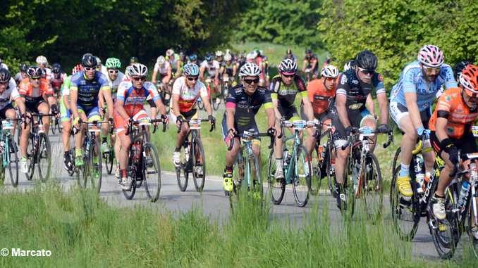 Ciclismo, otto granfondo per la Coppa Piemonte 2021