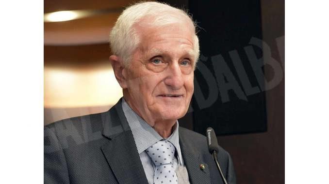Laurea honoris causa in ingegneria meccanica per Amilcare Merlo
