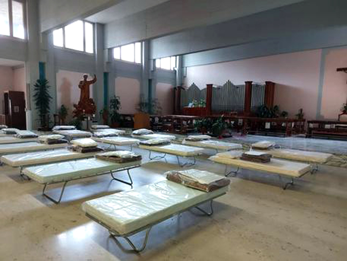 Chiesa ospedale san Luigi Orbassano