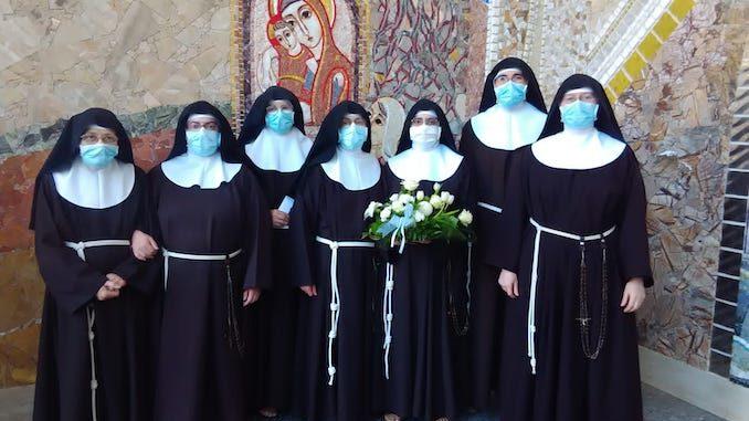 Giornata pro-orantibus per la presenza adelle Clarisse a Bra