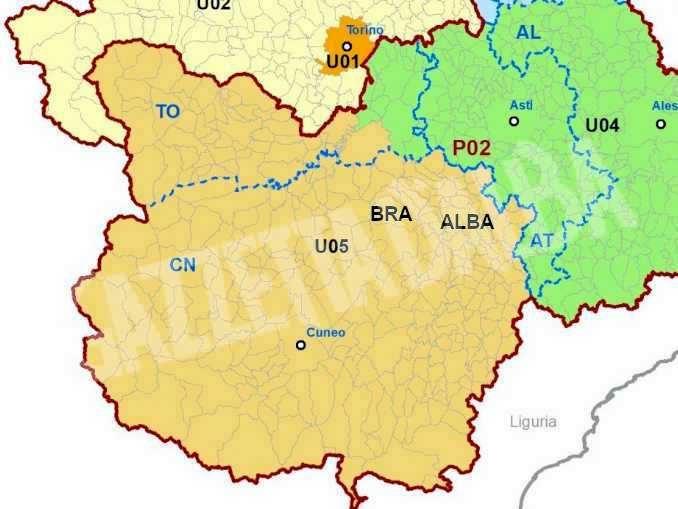 Alba e Bra voteranno con Asti per la Camera e con Pinerolo per il Senato 1