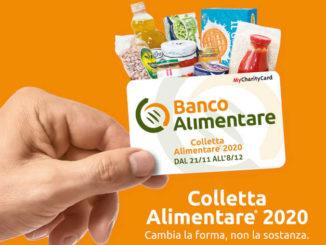Appuntamento on-line per i volontari della Colletta alimentare
