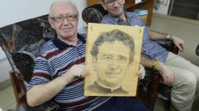 """L'addio a don Vincenzo Marrone: """"da missionario a tempo pieno per 35 anni a... Missionario a chiamata!"""""""
