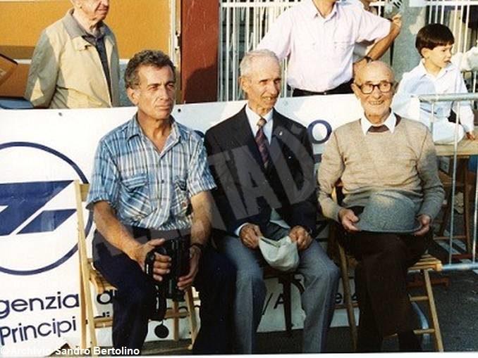 I tre giorni di Enrico Mollo in maglia rosa al Giro d'Italia del 1940 1