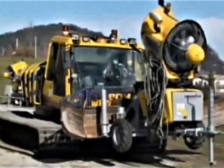 Cuneo Neve: «In attesa di indicazioni, il sistema neve si prepara ad aprire in sicurezza» (Video)