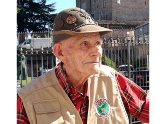 Carrù: è morto a 101 anni il reduce di guerra Giuseppe Bertano