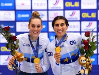 Ciclismo su pista: ancora un titolo europeo per la cuneese Balsamo