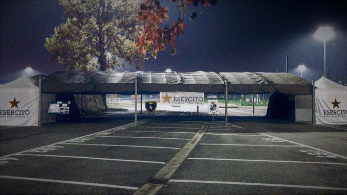 Da domani al via l'hotspot Allianz Stadium per i test rapidi 6