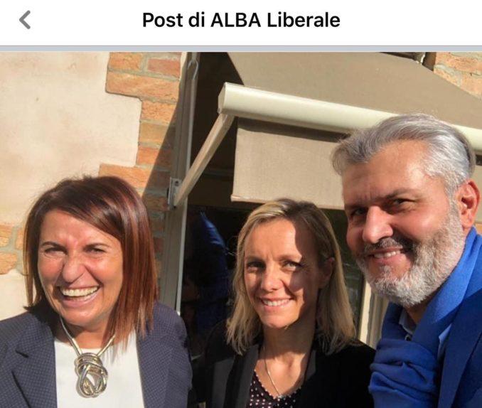 Cavalli lascia Alba Liberale di Carlotta Boffa, c'è Rabino nel futuro politico del Vicesindaco?